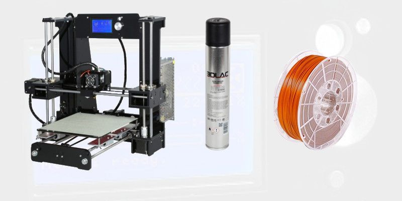 Prusa i3 Pro DIY Start Bundle - € 285