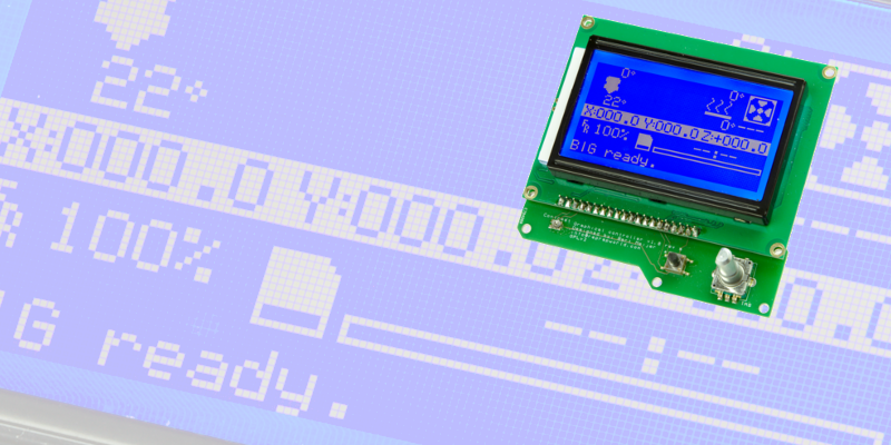 Graphical LCD v1.0