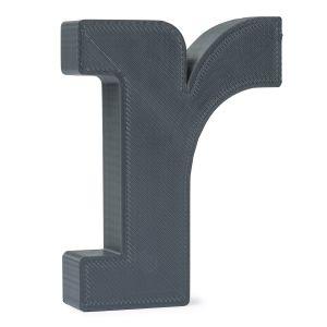 PLA filament Gray 1 75 mm / 1 kg Real