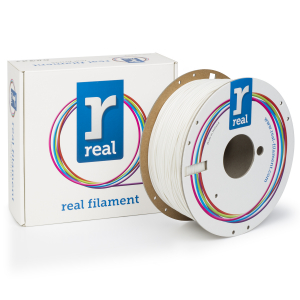 RealFlex filament White 1 75 mm / 1 kg Real