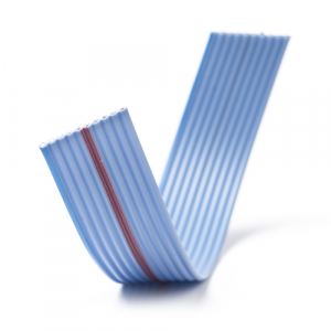 10-wire 28AWG flat ribbon cable, Blue (10cm)   3D printing experts ...