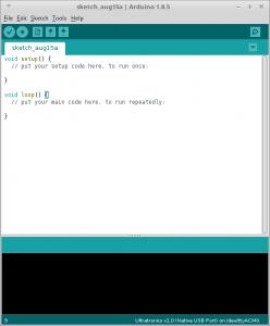 Arduino 1.8.5